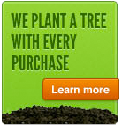 We plant a tree with every purchase